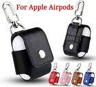 For Apple Airpods Headset Leather Case Premium Protective Cover Pouch US STOCK