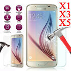 Real 9H Tempered Glass Film Screen Protector Guard Cover For Samsung Cell Phones