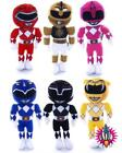 """OFFICIAL POWER RANGERS THE MOVIE LARGE 13"""" PLUSH SOFT TOY NEW WITH TAGS"""
