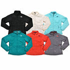The North Face Womens Catawissa Puffer Jacket Insulated Full Zip Coat Mock Neck