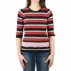 INT13 GUESS JERSEY W64R58 Z1DW0 FP44 S/S 2017 SWEATER NWT INTERNO 13 USA