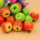 Decorative Fruit Apples 50 pcs Miniature Ornament Crafts 3.5cm Home Decorations