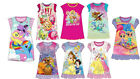 Girls Nightie Disney Character Nightdress Childrens Nightwear Pyjamas Ages 2-10