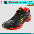 Yonex Badminton Shoe - SHB 75ex - Black/Yellow - Comfort and Light Weigth