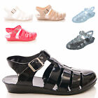 LADIES WOMEN SANDAL FLIP FLOP SUMMER BEACH STYLE WEDGE JELLIES SHOES SIZE 3-8