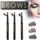 Professional Waterproof Auto Dual Eyebrow Pencil & Brush B20E