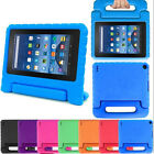US Kids Shock Proof EVA Handle Coor Case Cover for Amazon Kindle Fire HD 7 2015