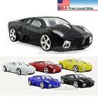 USPS 2.4Ghz USB Optical Wireless mouse Lamborghini car Game mice for Laptop PC