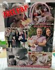 Personalised Photo Message Party Collage All Occasions A5 Card Birthdays More