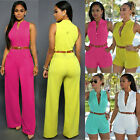 Внешний вид - New Women Clubwear Summer Playsuit Bodycon Party Jumpsuit Romper Trousers Shorts