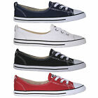 Converse Chuck Taylor Ballet Lace Panties Low Shoes Shoes Trainers