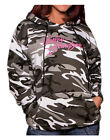 Harley-Davidson Women's Embellished Incognito Pullover Hoodie, Urban Camo $49.95 USD on eBay