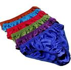 4 PACK 100% Pure Silk Men's Underwear Boxer Briefs Size L XL 2XL wholesales