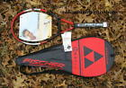 New Fischer Gamma Beat Pro Adult Racket 1/2 5/8 (4) (5) L4 L5 98 last ones