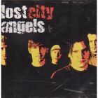 LOST CITY ANGELS S/T CD Nitro 2002 10 Track (158492) Hole Through Barcode