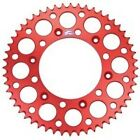 Renthal Ultralight Rear Sprocket 49 Tooth Red Fits 96-04 Honda XR400R