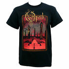 Authentic OPETH Band The Towers T-Shirt S M L XL 2XL NEW