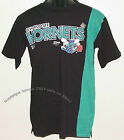 Vintage 90's NBA Charlotte HORNETS SALEM T-Shirt NWT New Old Stock NOS