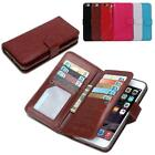 Practical Magnetic Flip Leather Card Slot Wallet Case Cover For Iphone6S 6S Plus