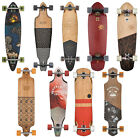 Globe Longboards Drop-Through Top-Mount DOWNHILL FREERIDE FREESTYLE CRUISER NEW