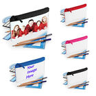 Personalised Photo Pencil Case School - Work You Choose  - FREE P&P