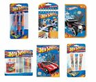 HOT WHEELS Stationery/Sets (Pencil/Eraser/Ruler/Colouring/Christmas Gift)