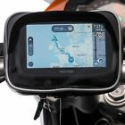 Motorcycle Handlebar Strap Mount + GPS Case for Garmin Nuvi and Drive Series