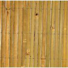 2 Metres High Split Bamboo Screening - Available in 11 different lengths