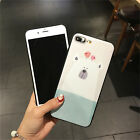 Soft TPU Relief Case For Iphone 7 7 Plus 5S 6 6S 6 Plus Gel 3D Cover Bear Birds