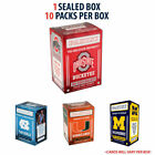 2015 Panini Collegiate Team 10 Pack Card Box