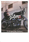 GREASY KULTURE MAGAZINE #35 BOBBER CHOPPER TRIUMPH HARLEY RAT BIKE OLD SCHOOL