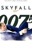 Skyfall (Blu-ray/DVD, 2013, 2-Disc Set)  James Bond 007 $13.43 CAD