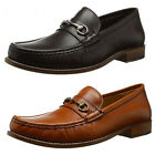 Cole Haan Mens Britton Bit Slip On Moc Toe Business Casual Loafers Dress Shoes