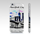 Phone Case Cell cover for Iphone Samsung Galaxy Design 26 New-York City L.Dumas
