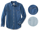 Levi's Men's Classic Long Sleeve Button Up Casual Denim Dress Shirt 3LMLW0983