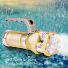 9000LM Rechargeable LED Searchlight Tactical Flashlight Spotlight Light Lamp US