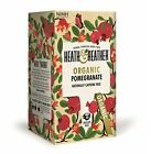 Heath And & Heather Herbal Organic Tea - Pomegranate - Buy More Save More