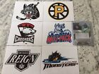 2016-17 Upper Deck UD AHL Window Team DECAL Sticker PICK CHOICE from List YFTS