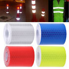 Multicolor Silver Reflective Safety Warning Conspicuity Tape 5 cm*3 m Sticker
