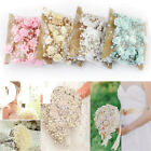 5M Fishing Line Flower Rose Pearls Chain Beads Garland Wedding Decor Flower Hot