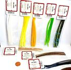Wapsi Turkey Biots Fly Tying Material Choice of Color ( One Package )