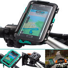 Motorcycle Quick Release Helix Strap Mount + Case for Galaxy S6 / S6 Edge