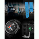 Colorful Replacement Silicone Rubber Wristband+Screw For Garmin Fenix 5X/3 HR
