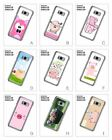 Piggy Pig Cute Funny Lovely Baby Pink Hard Case for Samsung Galaxy S8/S8 Plus
