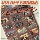 "GOLDEN EARRING When The Lady Smiles 12"" VINYL UK Carrere 1984 2 Track"