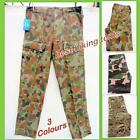New Military Army Trousers Tactical Cargo Combat Cotton Drill Pants Multi Pocket