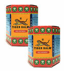 30g Tiger Balm Red Ointment Natural Herbal Oil Symptomatic Relief of Muscle Pain