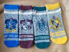 Ladies Shoe Liners - Harry Potter House - 2 Different - Size 4-8 - Socks