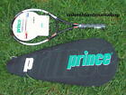 New Prince TT Turbo Outlaw Triple Threat Turbo 100 racket easy arm strung option