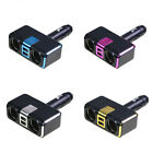 Car Truck DC Power Adapter 2 Port Dual USB Mini Charger bundle for iPad Hot Cool